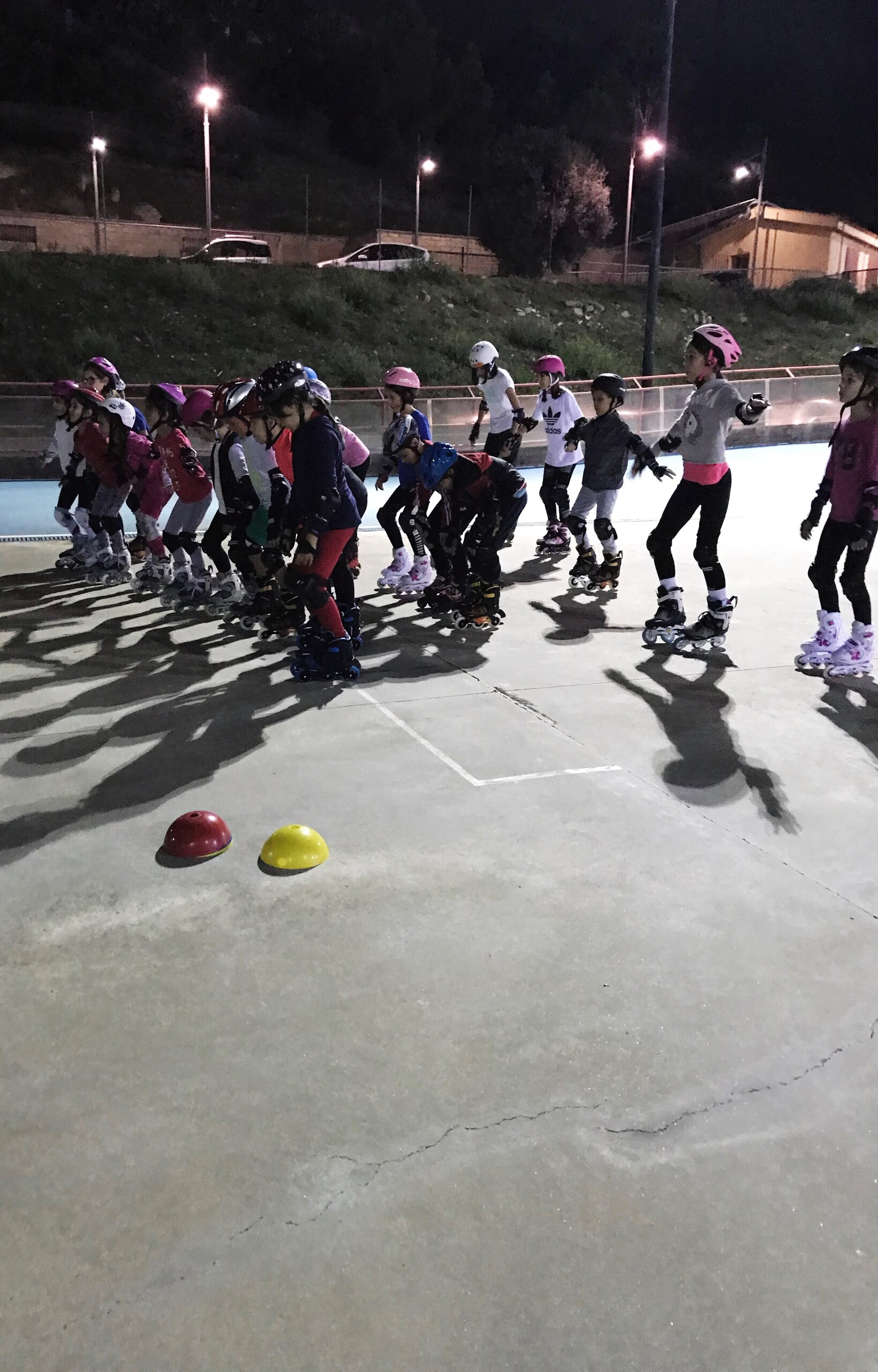 INLINE FIT SKATING CORSI DI PATTINAGGIO IN LINEA