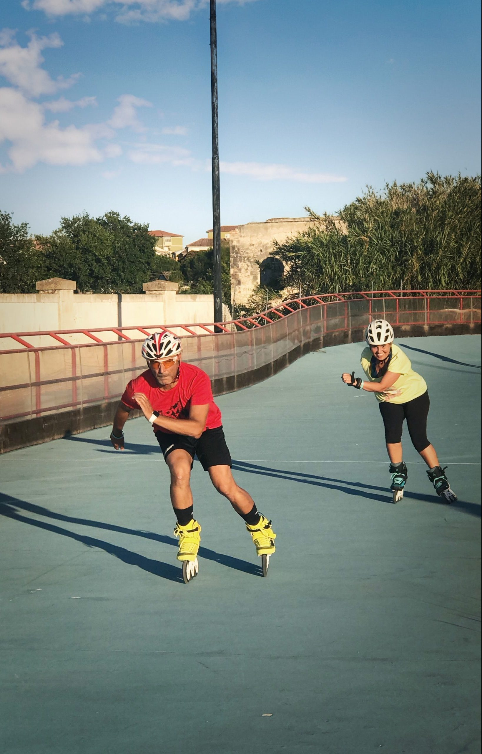INLINE FIT SKATING CORSI DI PATTINAGGIO