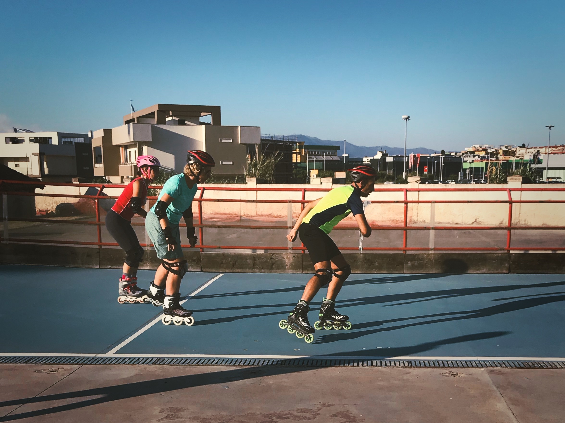 La nostra associazione Inline Fit Skating
