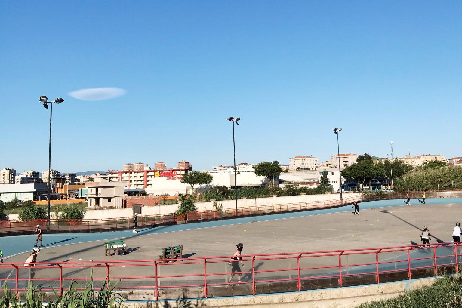 corsi di pattinaggio per adulti orari Monte Claro