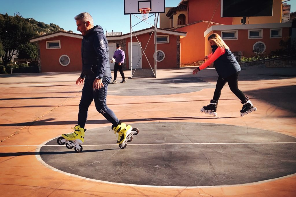 WELCOME SKATING DAY VILLASSIMIUS